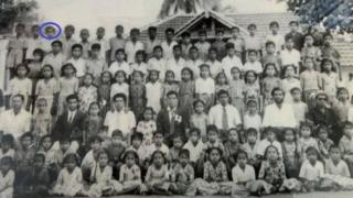School photo of Annadurai