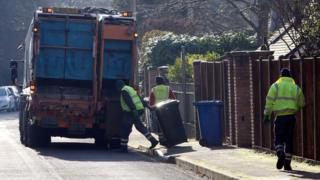 Bin collection