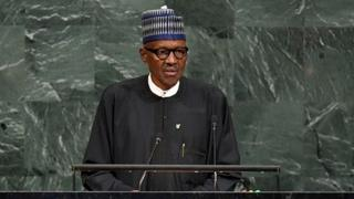 Nigeria President Muhammadu Buhari no dey happy at all for di attack for Benue