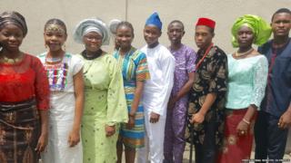 Nigeria bronze winners of di world
