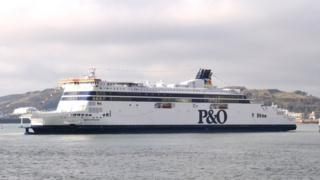 P&O - stock picture