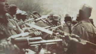 1967 में आमने-सामने मौजूद भारतीय और चीनी सैनिक