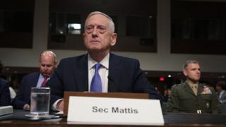 امریکہ، وزیر دفاع