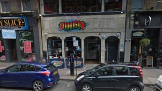 Mango nightclub in Sauchiehall Street