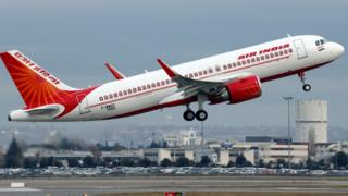 الخطوط الجوية الهندية تقول إنها لم تتسلم بعد ردا رسميا