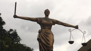 Federal High Court symbol for Port Harcourt