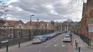The junction between Seven Sisters Road and Vartry Road