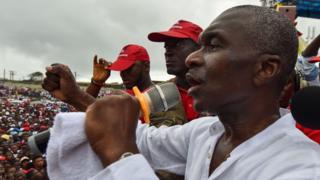 Liberia election BBC