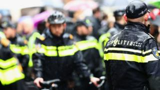 Hollanda polis