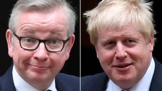 Gove and Johnson
