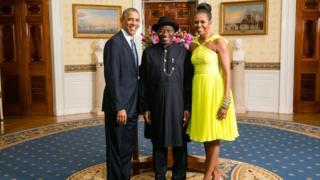 """Goodluck Jonathan: """"Obama a interféré dans la présidentielle nigériane de 2015"""""""