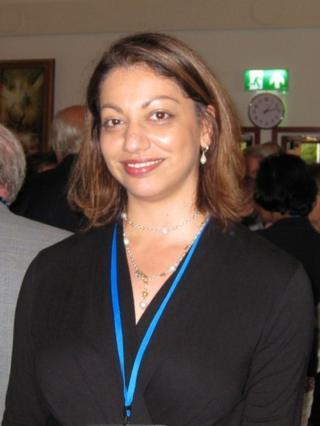 ڈاکٹر مہرین شیدا رضوی