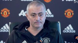 Kocha wa Man United Jose Mourinho