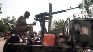 Ciidamada Nigeria oo ku guul dareestay inay joojiyaan dagaalka Maiduguri