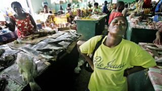 Market for Ghana