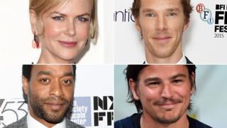 Nicole Kidman, Benedict Cumberbatch, Chiwetel Ejiofor and Josh Hartnett