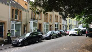 Carlton Terrace in Swansea