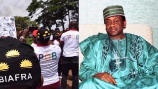 Ipob chọrọ iketa ego Abacha