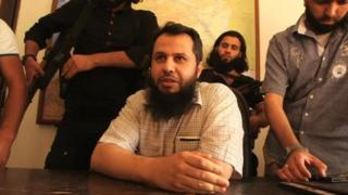 Wapiganaji wa kundi la al Sham nchini Syria