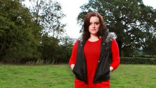 The character of Nic Grundy, played by Becky Wright, in The Archers