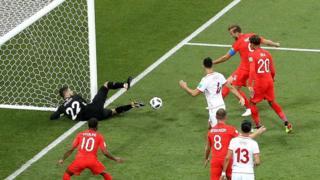 kane first goal