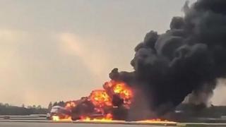 مصادر روسية قدرت عدد القتلى بأكثر من 40 شخصا