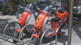 مشروع لبناني يحاول التغلب على مشاكل الازدحام عبر استئجار الدراجات الكهربائية