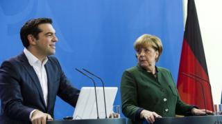Çipras ve Merkel