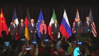 واکنشهای جهانی به اعلام استراتژی جدید ترامپ در مورد ایران