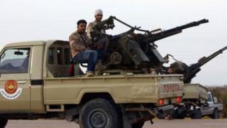 تشهد ليبيا حالة من عدم الاستقرار السياسي منذ الإطاحة بالنظام السابق