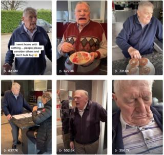 internet marketing A selection of Joe Allington TikTok videos