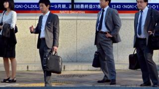 Japanese markets