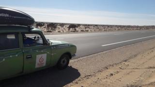 """Dakar Challenge: як українці підкорили Сахару на старому """"Москвичі"""""""