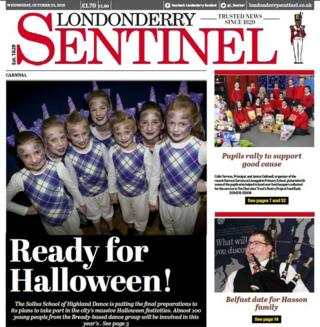 Wednesday's Sentinel