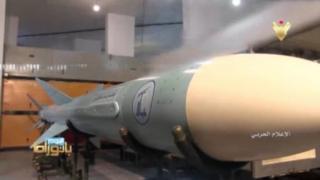القوة البحرية في حزب الله تعرض صواريخها