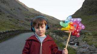 Ребенок с аутизмом