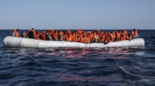 ผู้อพยพ, วิกฤต, ยุโรป, เรืออับปาง, ทะเลเมดิเตอร์เรเนียน, UNHCR, องค์กรแพทย์ไร้พรมแดน