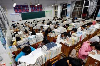 Sekolah di Cina
