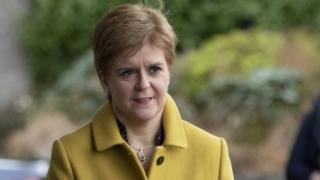 Nicola Sturgeon crowned 'Politician of the Year'