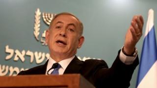 Netanyahu ayaa horay u sheegay in wax caddaymo ah loo waayay eedaymo horay loogu soo jeediyay