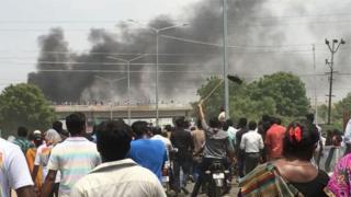 Ít nhất 13 người chết tại cuộc biểu tình ở bang Tamil Nadu hôm 22/5