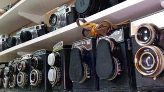 The Russian Lubitel cameras