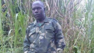 Ifoto ya Juvénal Musabyimana yatangajwe n'ingabo za DR Congo