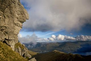 Natalie Berry on Dalriada on The Cobbler