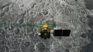印度登月器