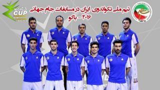 تیم نکواندوی ایران ۲۰۱۶