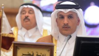 Katar Maliye Bakanı Ali Şerif el-Emadi