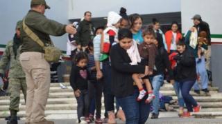 Para pengungsi