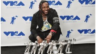 Entertainment, VMAs
