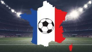 Estádio de futebol na França